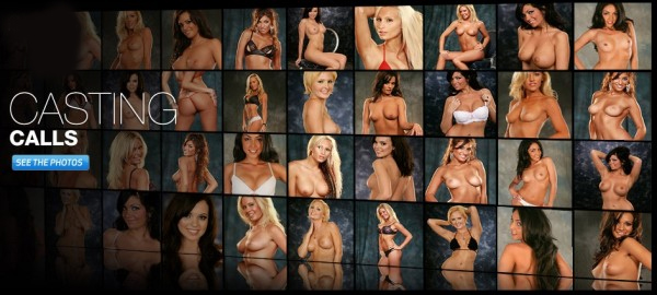 Playboy Casting Calls - Which of these girls will get naughty and nude?